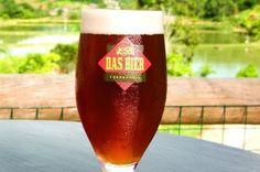 Cerveja Das Bier Braunes Ale, estilo American Brown Ale, produzida por Das Bier, Brasil. 5.5% ABV de álcool.