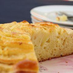 Torta di mele e mascarpone #italianrecipes #italianfood #recipes  #cake #applecake #applepie