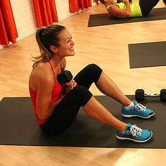 Latest Fitness Videos | FitSugar -- awesome go-to for at-home workouts that make you sweat!
