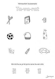 Finnish Language, Kindergarten, Math Equations, School, Kindergartens, Preschool, Preschools, Pre K, Kindergarten Center Management
