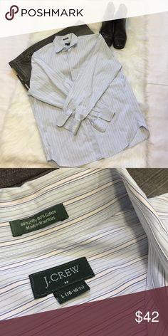 J. Crew dress shirt🔴🔴 Super sharp dress shirt by J. Crew. J. Crew Shirts Dress Shirts