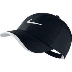 472c3d1c5b5 Nike Golf Swoosh Kids Boys Cap Hat Adjustable Black New by Nike.  21.99.  Features