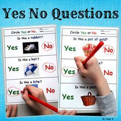 """""""Fantastic resource for my autistic students.  I have found it very helpful particularly for my echolalic students who will usually answer the question with 'yes or no'.  This gives them a very good prompt to answer either yes or no.  Thank you."""" This is one of the feedbacks I`ve got for this useful resource. #AutismAcceptanceWithTpT #tpt #sped #autism  For more resources follow https://www.pinterest.com/angelajuvic/autism-special-education-resources-angie-s-tpt-sto/"""