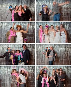 Photo booth themes