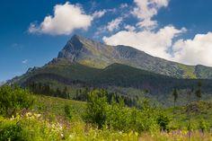Kriváň by Martin Kapostas, via High Tatras, Mountains, Nature, Summer, Travel, Bonito, Places, Naturaleza, Summer Time