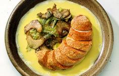 Pollo al latte e curry