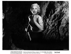 Beverly Garland in It Conquered the World