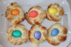 Sweet Italian Easter Bread {recipe}