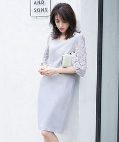 モデル:美香 身長:170cm B:83 / W:60 / H:86 Waist Skirt, High Waisted Skirt, Bell Sleeves, Bell Sleeve Top, Korean Fashion, Elegant, My Style, Model, Rakuten