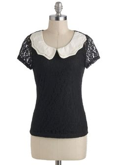 Wednesday I'm in Love Top, #ModCloth @Whitney Huynh you would look fab in this