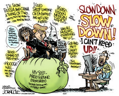 Image result for current trump cartoons