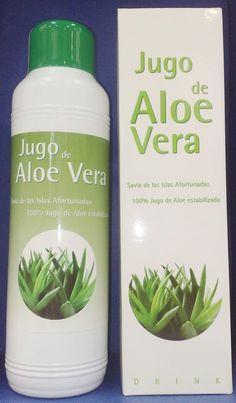 Zumo Aloe Vera bebible