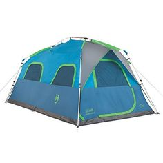 Coleman Camping 8 Person Instant Signal Mountain Tent -- Continue to the product at the image link.