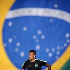 #SonhoDourado #neymar #neymarjr #njr #neymarjrsiteoficial #brasil @olympics @rio2016  Foto : @mowapress
