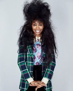 @SZA tends toward the cryptic when she discusses her music. She cites no particular influences though the shadows of Billie Holiday Björk Lauryn Hill Amy Winehouse and Rihanna pass over these songs. At home she says she listens to nothing at all. I just think I have too much anxiety to listen to music @SZA explains. Sometimes it feels like noise and sometimes its so affecting that I cant recover from it. CTRL her first full-length album is the product of the realization that I have none. Tap…