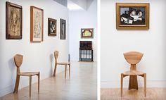 Beautiful wooden furniture from Matthew Burt matthewburt.com