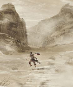 Desert Winds from Prince of Persia