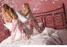 pillow fights! ;)