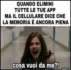 The post appeared first on Italiano Memes. Funny Images, Funny Photos, Stupid Funny, Funny Jokes, Hilarious, Foto Top, Italian Memes, Serious Quotes, Michaela