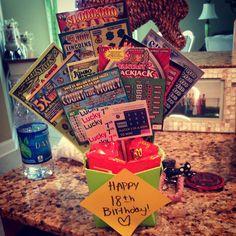 18th Birthday Gift Scratchoffs Gifts For Boys Friend