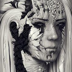 Illustrator Alexander Fedosov