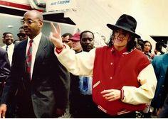 Cartas a Michael: El rey de África en 1992 (03)