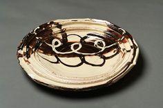 Ceramics by Dylan Bowen at Studiopottery.co.uk - 2013. Large thrown bowl, 48cm.