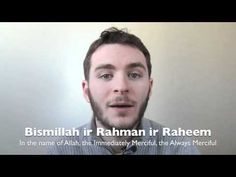 Say What? Islamic Phrases --- common Islamic phrases, what they mean and how they're used.