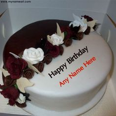Name Cake Imagesname On Wishes PhotoGooglehappy Birthday With