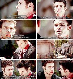 The Originals: Elijah & Klaus
