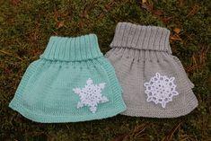 Pizzicato: Lumihiutalekaulurit + ohje Knit Crochet, Winter Hats, Knitting, Kids, Crocheting, Fashion, Young Children, Crochet, Moda