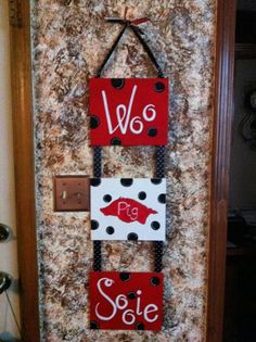 razorback crafts | Razorback Door/Wall Decor | Craft Ideas