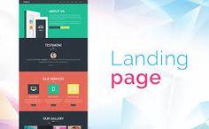 Создание Landing Page - под ключ. От 3000 рублей.