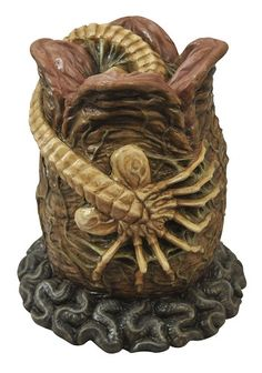 Aliens Alien Egg Bank :: Toys :: House of Mysterious Secrets - Specializing in Horror Merchandise & Collectibles