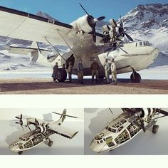 87 best scale models retro bombers images on pinterest scale hph 132 pby 5a catalina flying boat cutaway with the interior exposed fandeluxe Gallery