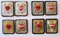 Information and Ideas for Custom Scapulars by StellaMarigoldArt, $30.00