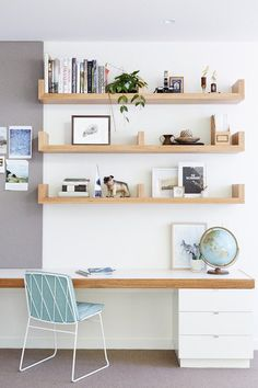 17 Scandinavian Home Office Designs That Abound With Simplicity & Elegance                                                                                                                                                                                 More
