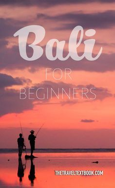 If you are planning on visiting Bali, Indonesia then here is the guide you have been waiting for. The Beginner's Guide To Bali.