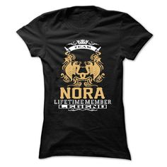 NORA . Team NORA Lifetime member Legend  - T Shirt, Hoodie, Hoodies, Year,Name, Birthday