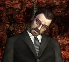 """Silent Hill Origin: Richard Grady: """"I'm not sleeping, Son. You knew I wasn't sleeping. Why did you stand there for so long? It wasn't right... It wasn't healthy, Son. Your mother and I... will see you in Heaven, Son."""" - Richard's ghost to an older Travis"""
