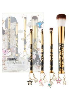 Tokidoki Pittura Brush Set:
