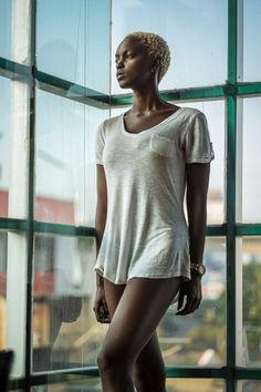 Queen. - perfect-black-beauty:  Ramona Fouziah Nanyombi.   ...
