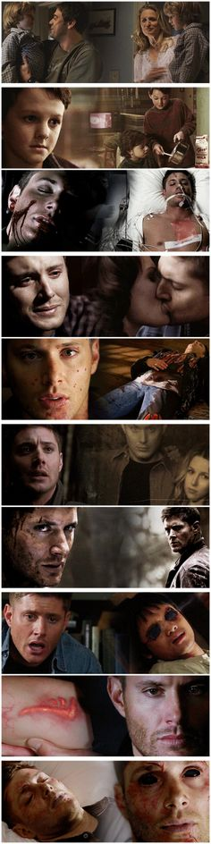 [gifset] This is the story of a man who became a demon. This is  the most amazing thing. Beautifully tragic :( #SPN