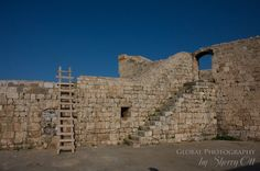 Stairway Photography - some simple, some confusing, some ancient...but they all raise you up to see a different world view - Tripoli, Lebanon