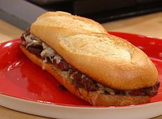 Dressed Up Philly Cheesesteaks