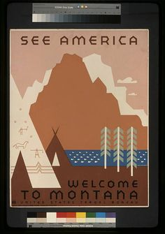 another tourism poster