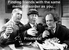 finding friends with the same mental disorder - Google Search