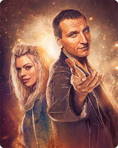 Doctor Who Series 1 Steelbook Blu-Ray