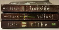 Set of 3 Modern Faerie Tales (Tithe, Valiant, Ironside): Holly Black: Amazon.com: Books