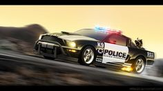 Ford Mustang Super Pursuit by on DeviantArt Police Light Bars, Police Cars, Bar Lighting, Law Enforcement, Ford Mustang, Car Stuff, Motorbikes, Ford Mustangs, Police